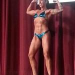 2nd place, NGA NW 2013 Womens Novice Bodybuilding